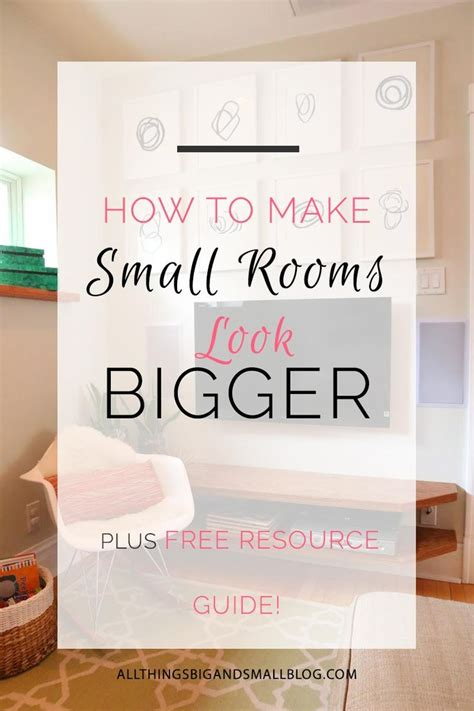 how to make a small bedroom look larger best 25 painting small rooms ideas on pinterest blue 21257 | 42b788abd6bd5d5996a74b8cf5830d5d how to make a small room look big make a room