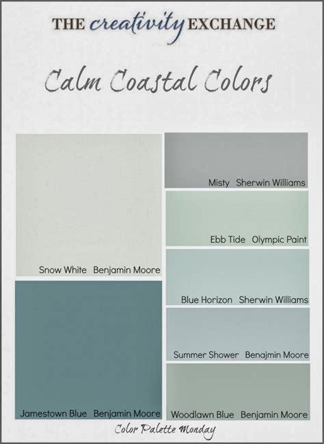 StylishBeachHomecom Paint Your Home with Coastal Colors