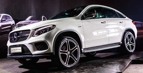 Gle 450 Mercedes 2016 by Mercedes Gle Coupe Launched In Malaysia Gle 400