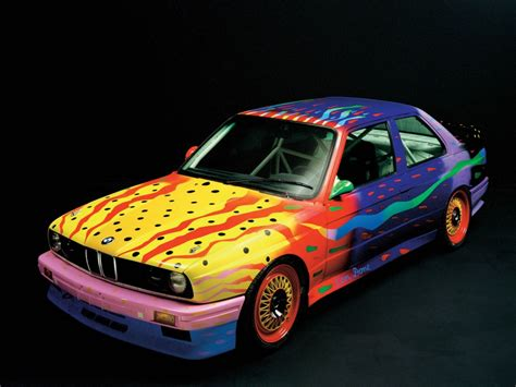 Bmw Art Cars Petrol Smell Petrol Smell