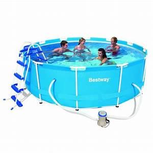Piscine Tubulaire Ronde Pas Cher : best way piscine ronde tubulaire diam tre 366cm x h ~ Dailycaller-alerts.com Idées de Décoration