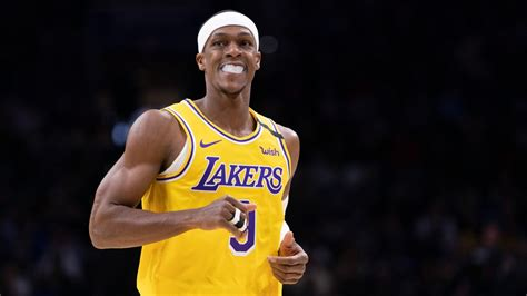 Moore: Rajon Rondo's Absence Won't Hurt Lakers' Title ...