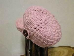Boinas Y Gorras Para Mujer Tejidas A Crochet Con Patrones