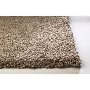 8 By 10 Rug by Shop Sofia Shag Brown Rectangular Indoor Machine Made Area