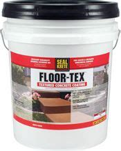 seal krete floor tex  lb pail products  love