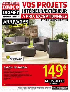 Salon De Jardin Brico Depot : brico depot mulhouse salon de jardin jardin piscine et ~ Farleysfitness.com Idées de Décoration