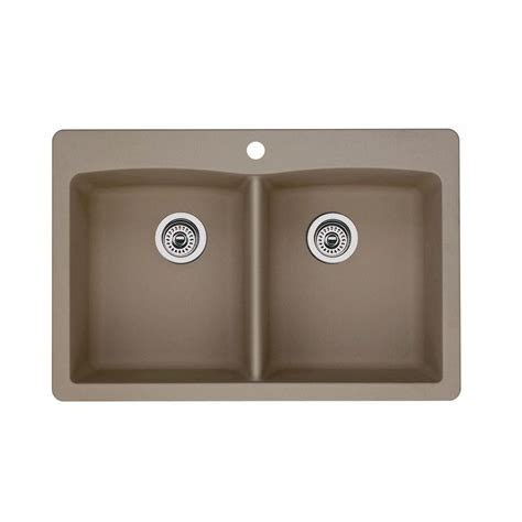 buying a kitchen faucet blanco dual drop in undermount composite 33 in 1