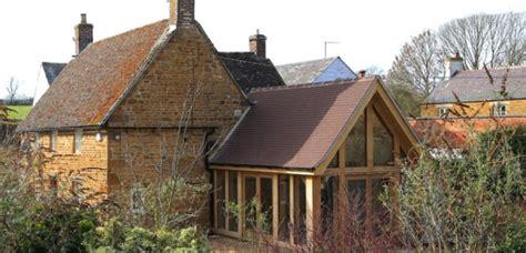 Natural Structuresstone Cottage Oak Extension Medbourne