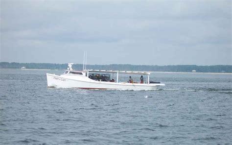Chesapeake Bay Crab Boat by July 22 Heading South Hton Va