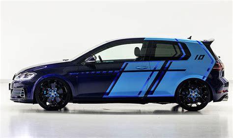 Volkswagen Unveil 404bhp Hybrid Concept Car