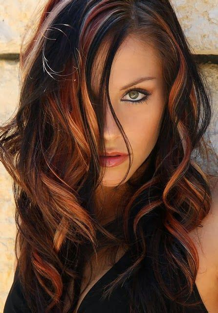 Unique Hair Colors For Skin 27 best hair colour for indian skin images on