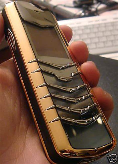 Vertu Phone Ebay by Ebay 16 750 Ultimate Luxury Vertu Signature