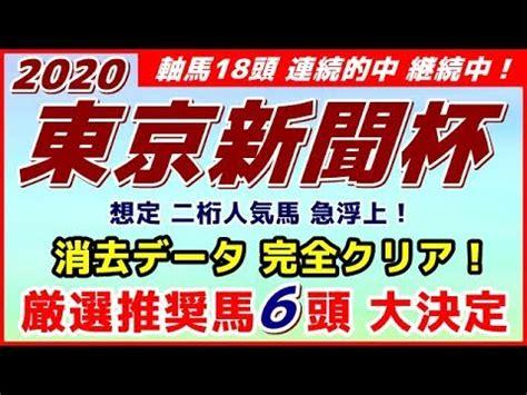 東京 新聞 杯 過去