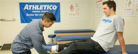 athletic trainers athletico