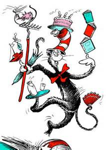 cat in the hat book the cat in the hat illustration dr seuss orange marmalade