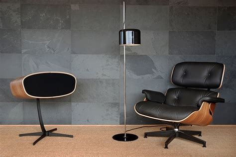 desk chair with speakers curvaceous davone ray s speakers inspired from iconic