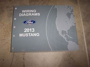 2013 Ford Mustang Electrical Wiring Diagram Manual