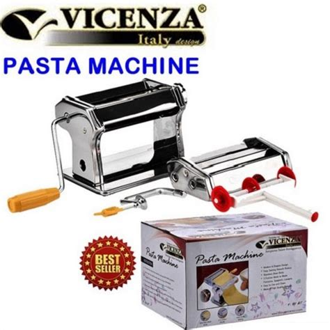 jual vicenza pasta maker v 150at pembuat mie noodle