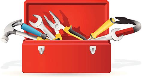 Clipart Of A Tool Box Collection