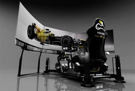 Best Racing And Flight Simulator Cockpits