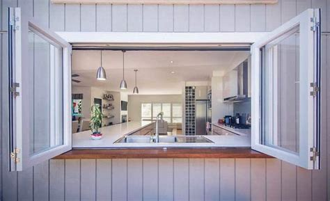 benefits  bifold servery windows