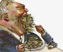 Greed makes Liars, Cheats and Criminals of Us | The Winner ...