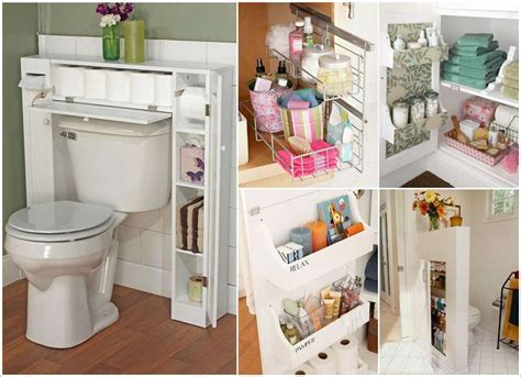 10 Smart Ideas To Store More In Your Bathroom