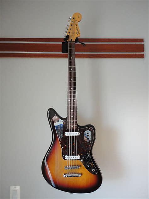 Jaguar Baritone by Fender Jaguar Baritone Custom Reverb