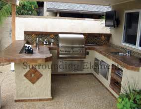 outdoor kitchen island barbecue islands by surrounding elements custom outdoor