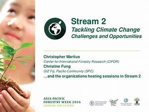 Tackling Climate Change: Challenges and Opportunities