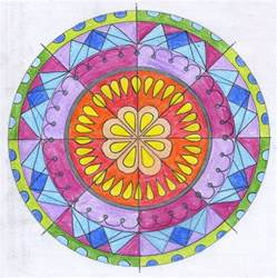 Composition Radial Symmetry Art