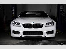 Stunning Alpine White BMW M6 Gran Coupe Gets Arkym Body