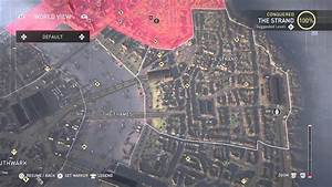 Best Video Game Map of 2015 - Assassin's Creed Syndicate ...