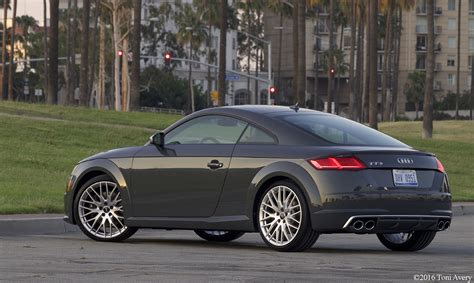 Review Audi Tts Coupe by Girlsdrivefasttoo 2016 Audi Tts Coupe Review