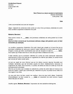 Documents Pour Compromis De Vente : exemple gratuit de lettre caducit contrat vente conclu en vertu une promesse unilat rale vente ~ Gottalentnigeria.com Avis de Voitures