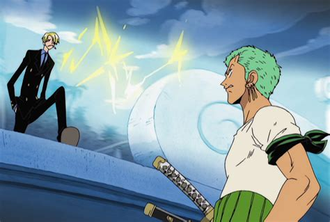 zoro sanji roronoa piece relationships personality anime onepiece rivalry manga devil wikia fandom edit