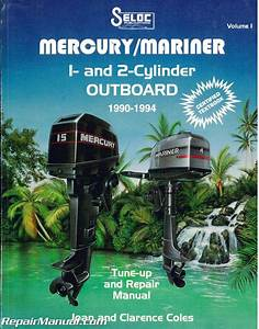 Seloc Mercury Mariner Outboards 1