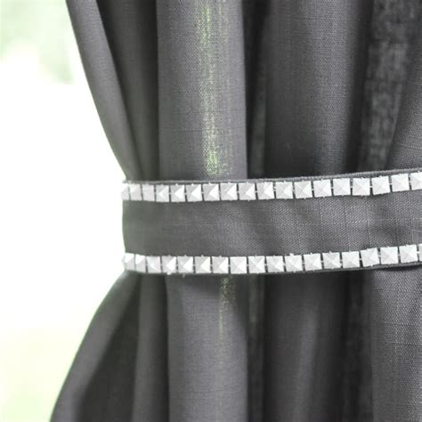 tie back templates curtains 64 diy curtain tie backs guide patterns