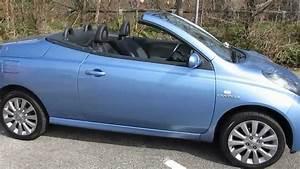 Nissan Micra Cabriolet : nissan micra 2dr 1 6 cabriolet essenza c c ce57oml cars ~ Melissatoandfro.com Idées de Décoration