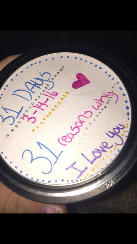cute idea   month anniversarys girlfriend