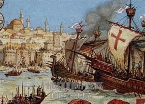 Fourth Crusade Constantinople