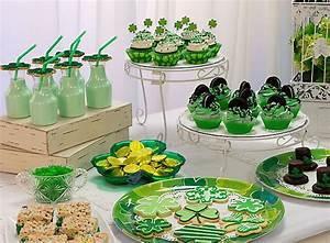 St Patrick's Day Desserts Ideas - Party City