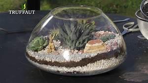 Terrarium Plante Deco : diy d co terrarium de cactus et plantes grasses ~ Dode.kayakingforconservation.com Idées de Décoration