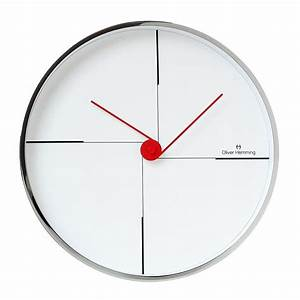 Wall Clock W300S9W by Oliver Hemming - Design Is This