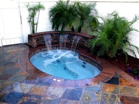 Jacuzzi In The Garden  Interior Design Ideas Avsoorg