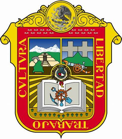 Mexico Arms Coat Svg State Wikimedia Commons