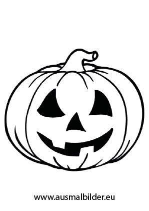 halloween ausmalbilder kürbis … | Halloween coloring pages