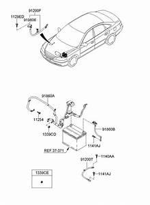 918503k110 - Hyundai Wiring Assembly