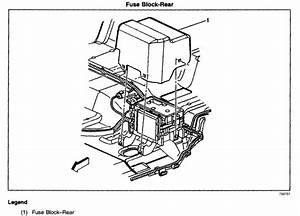 Schematics And Diagrams  Tail Light Not Working On 2002 Chevy Trailblazer