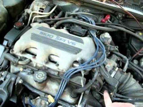 Chevy Lumina Motor Diagram by 96 Chevy Lumina Motor 3100 V6